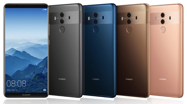 Huawei Mate 10 and Mate 10 Pro announced: Here Are All the Specs, Features and Pricing You Need to Know