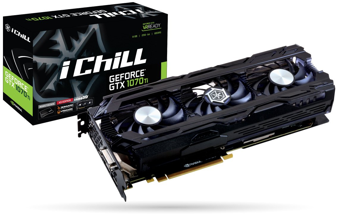 NVIDIA GeForce GTX 1070 Ti Custom Models Roundup