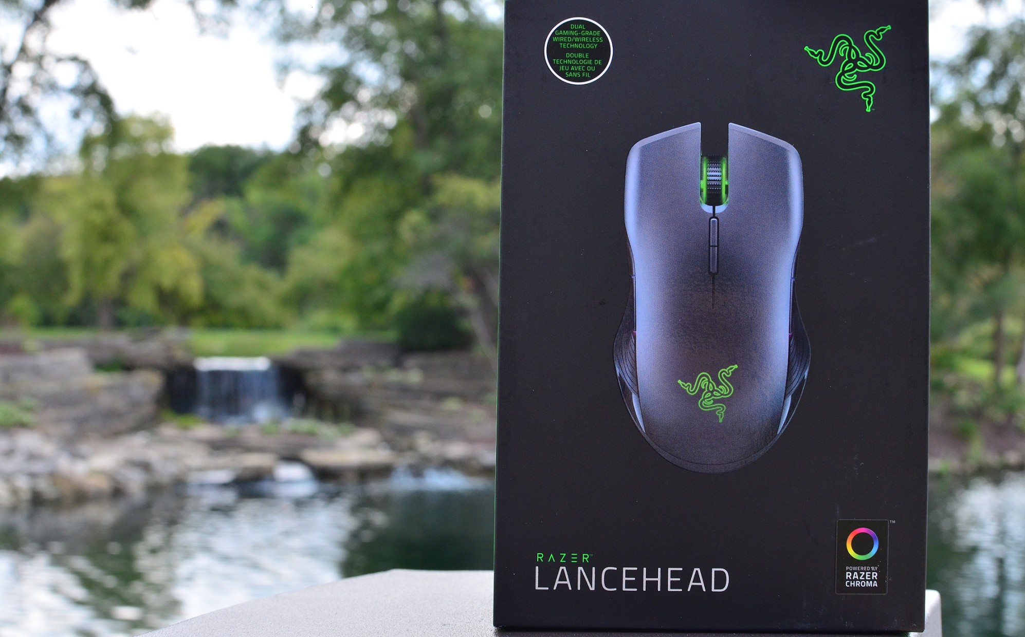 dba96411469 Razer Lancehead Wireless Gaming Mouse Review – Deadly With or Without Wires