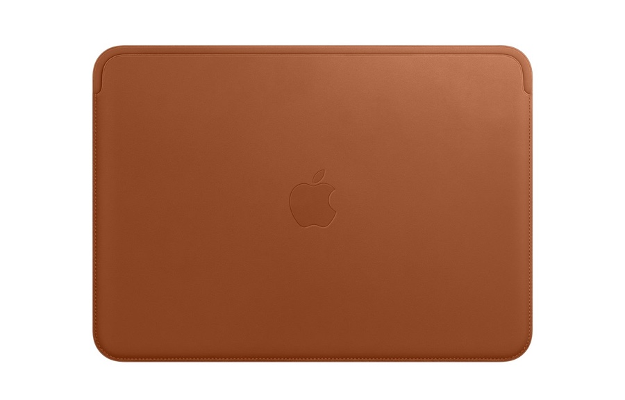 Lovely Apple is Now Selling a $150 Leather Sleeve for the 12-inch MacBook PM65