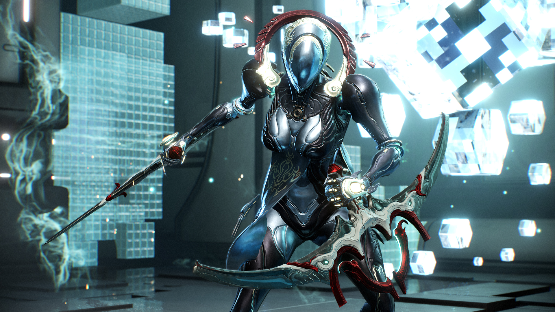 Warframe S Plains Of Eidolon Launches Next Week On Pc In November