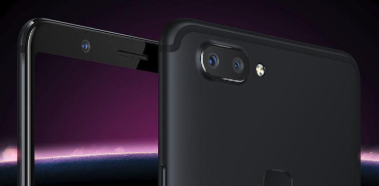 OnePlus 5T Image Leak Confirms a Design Change - 18:9 Aspect Ratio