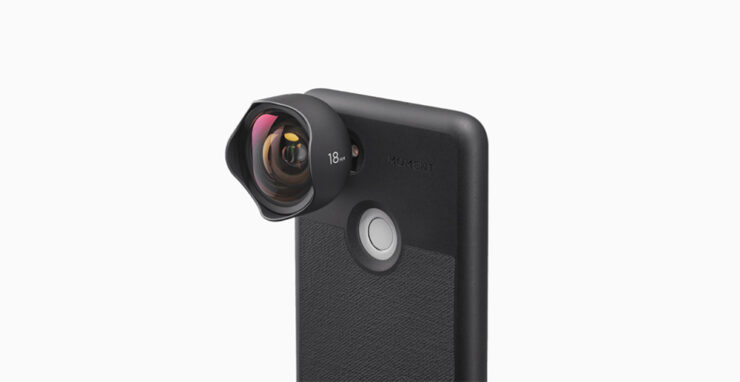 How to Give the Pixel 2 a Telephoto Lens?