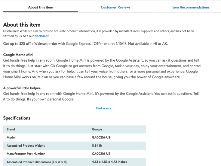Google Home Mini Pixel 2 XL