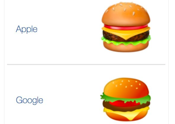 Google Cheeseburger