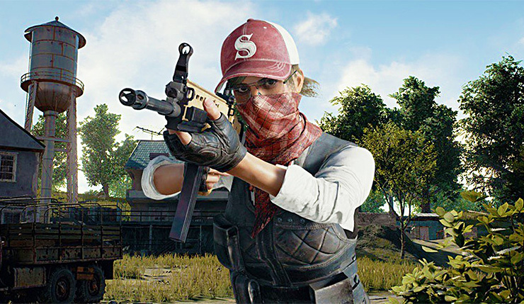 Pubg The Best Weapons In The Game Pc Xbox One: PlayerUnknown's Battlegrounds Has Lore, But Single-Player