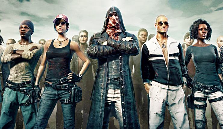 New PUBG Xbox One Update 8