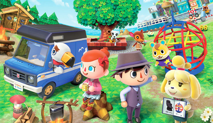 Image of: Animal Genius Animal Crossing Pocket Camp Will Rough It On Ios And Android Next Month Wccftech Animal Crossing Pocket Camp Hits Ios And Android Next Month