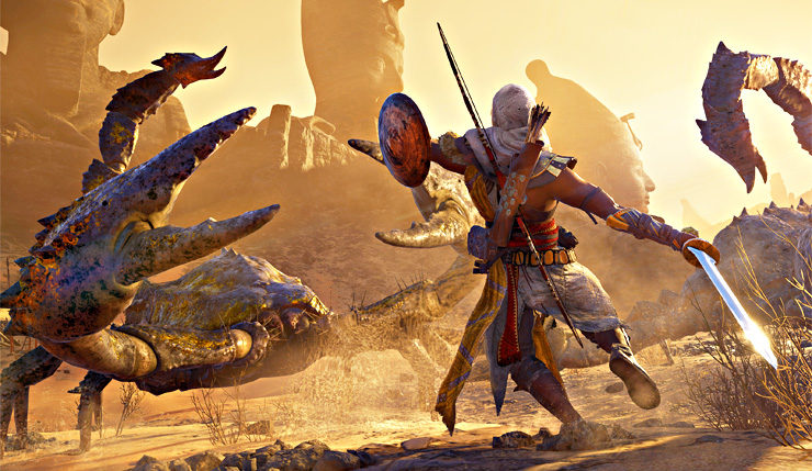 Assassin's Creed Origins Patch 1.04