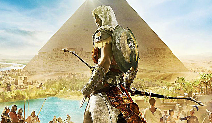 Assassin's Creed Origins Patch 1.0.3