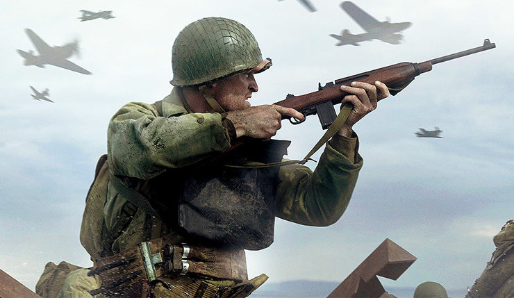 Call of Duty WWII Vanguard