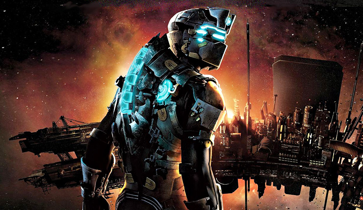 Dead Space 4 Plans Included Survival Elements Non Linear Gameplay Zero G Necromorphs