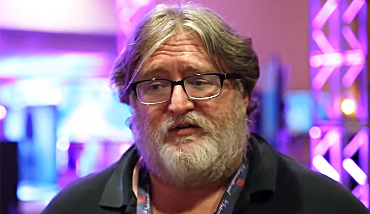 how much money does gabe newell make a year