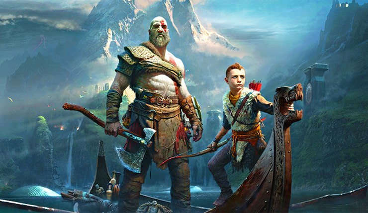 god of war release date 2018 ps4