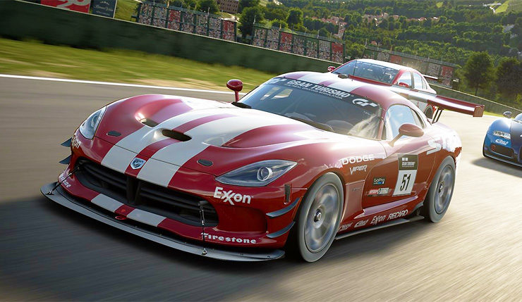 Gran Turismo Sport Unveils Its Full Track List And More Car Footage - List of sports cars