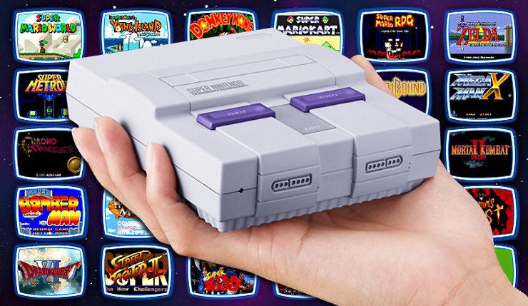 super nes classic edition add games