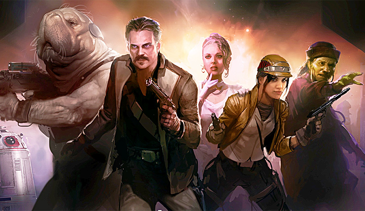 Star Wars Project Demise Due To Issues At Visceral, Not