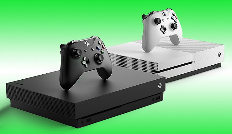 Microsoft Black Friday: Deals on Xbox One X, Forza Horizon 4
