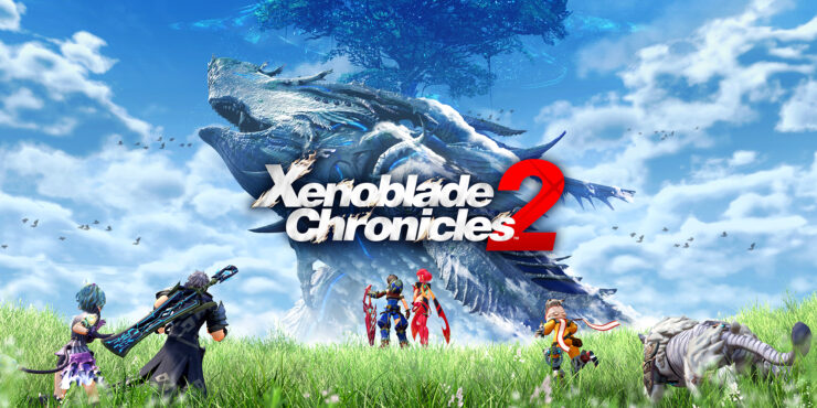 Xenoblade Chronicles 2 update 1.3.0