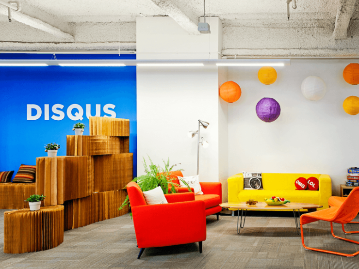 Disqus hacked