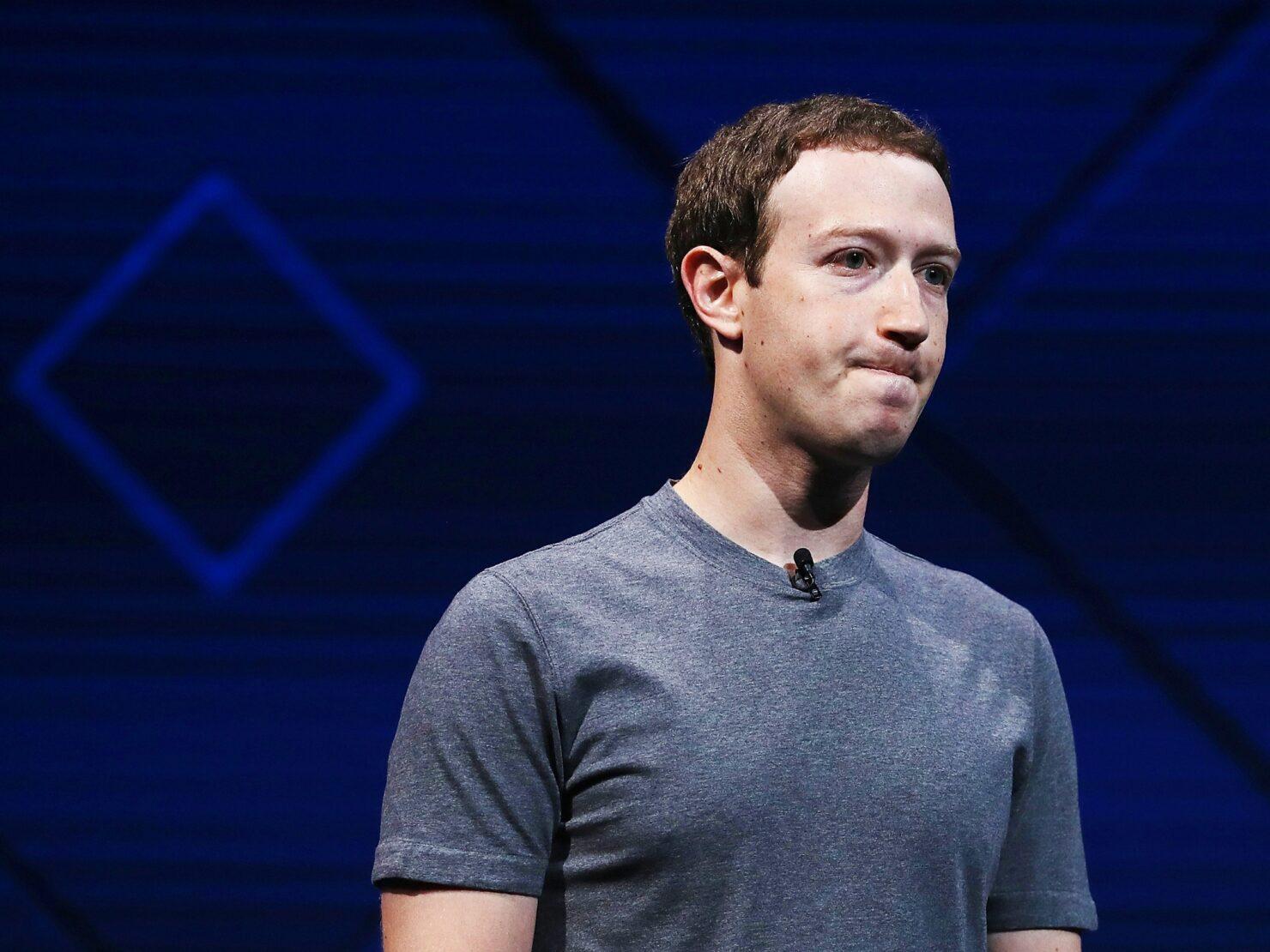 Zuckerberg election russia facebook twitter