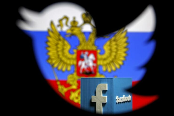 Russia facebook twitter senate intelligence