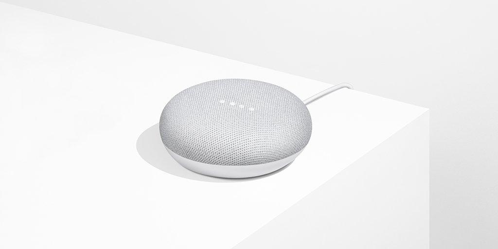 free google home mini