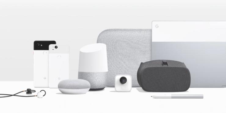 google pixel 2 software