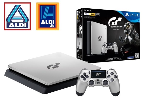 Exclusive PlayStation 4 Gran Turismo Sport Limited Edition Available At German Supermarket Chain