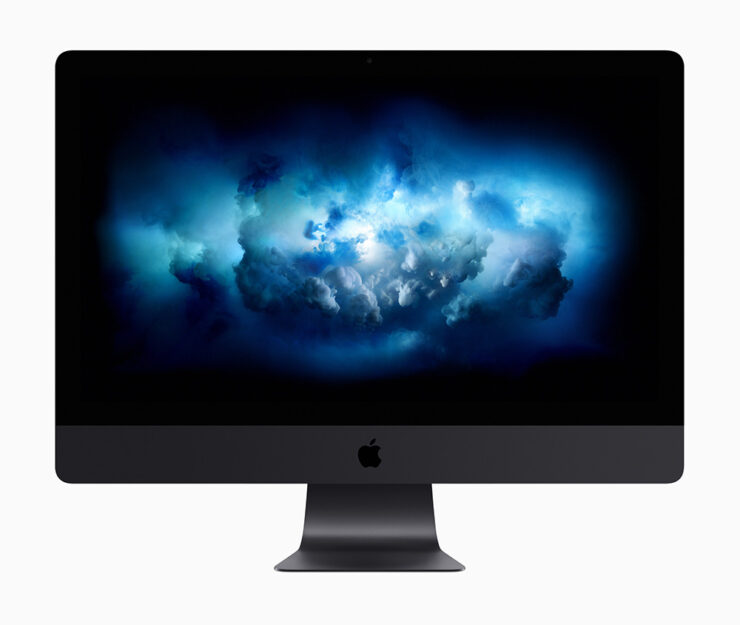 iMac Pro Showcased Playing 8K Unrendered Footage