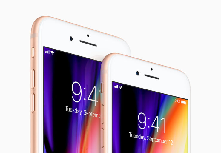 iPhone 8 & iPhone 8 Plus Praised in Latest Consumer Reports Review for Better Cameras, Battery and Performance