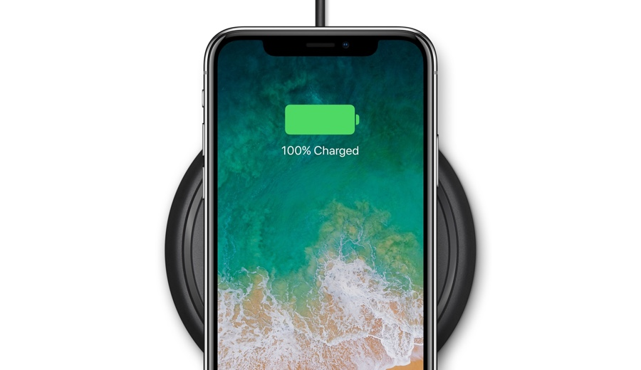 best qi compatible iphone x wireless chargers you can buy right now. Black Bedroom Furniture Sets. Home Design Ideas