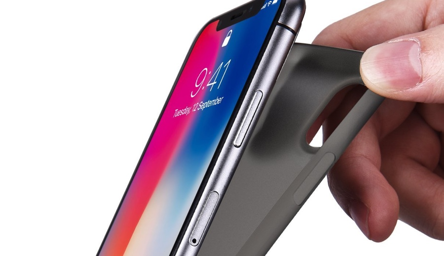 uk availability 5cf71 c8f2f Top Ultra Thin Cases for iPhone X - List