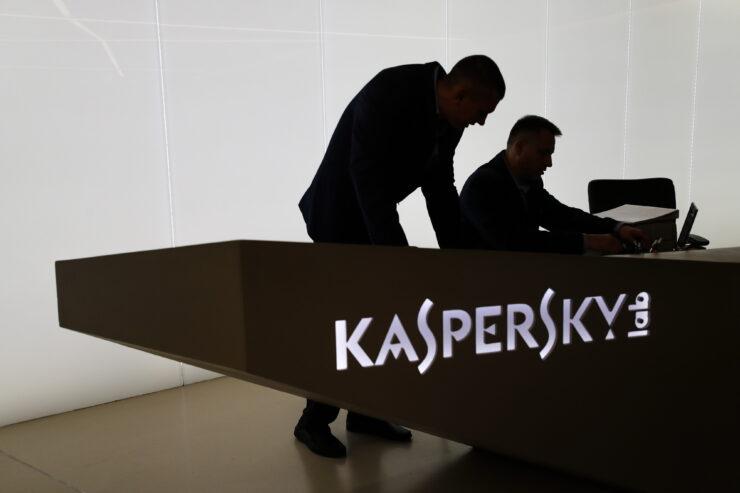 Kaspersky russia