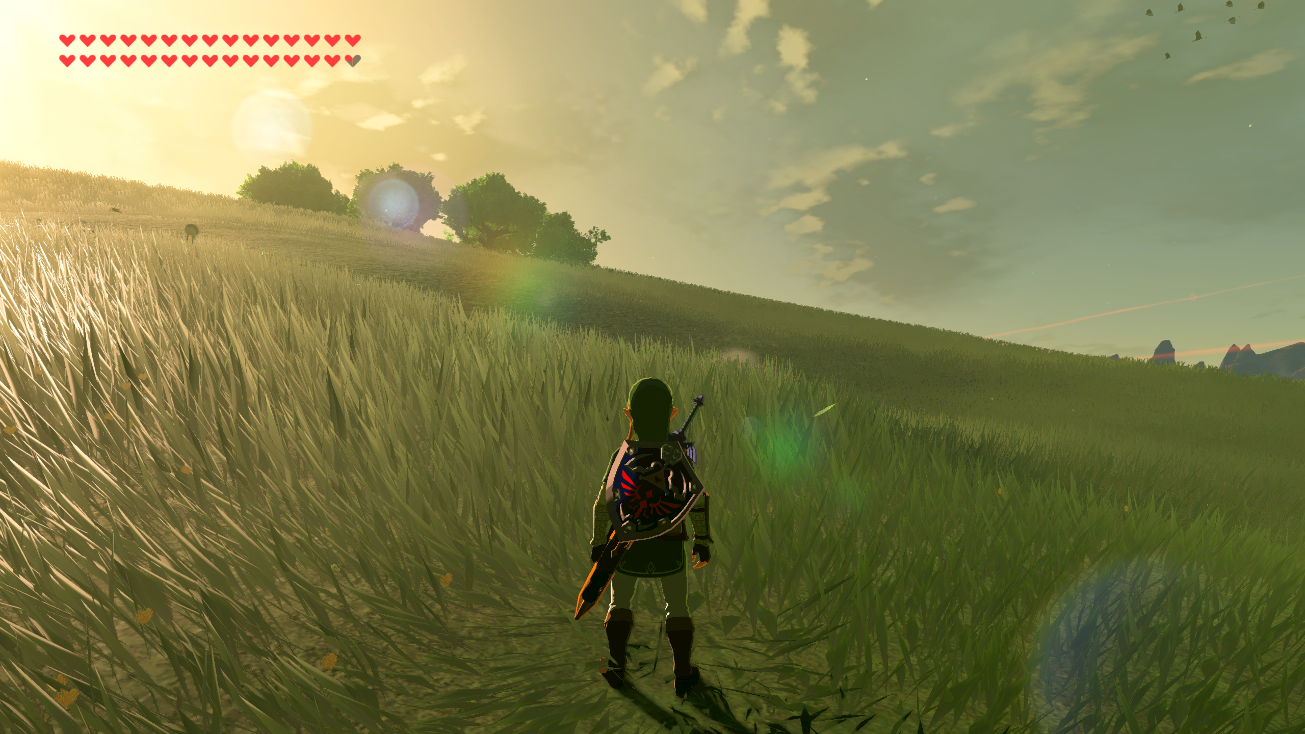 Zelda: Breath of the Wild Looks Fantastic on PC (CEMU) With