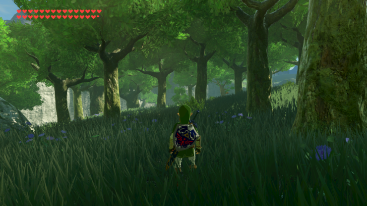 link_forest