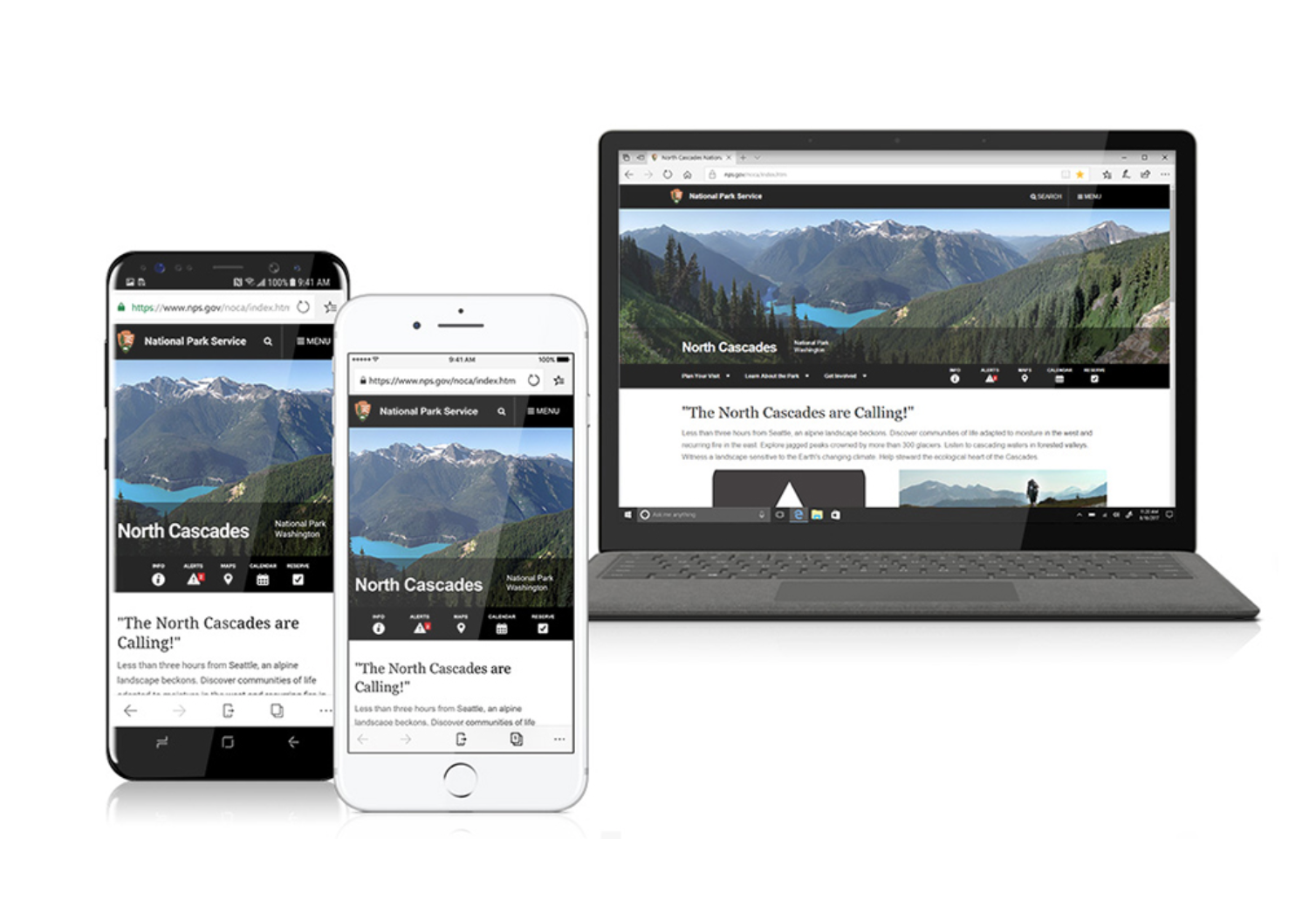 Microsoft Edge for iOS & Android