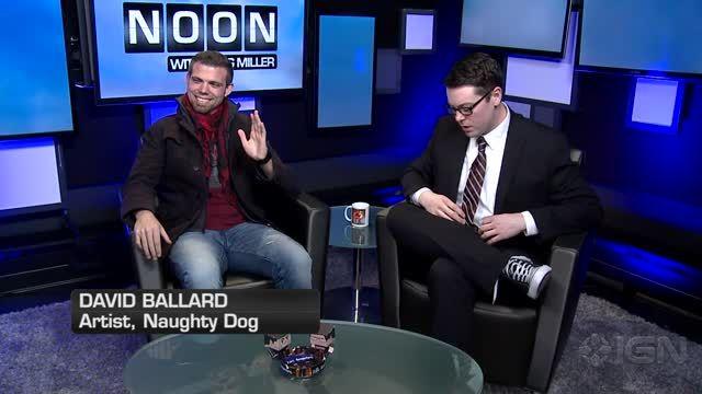 naughty dog david ballard