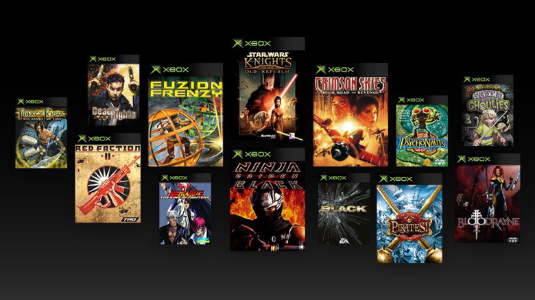 Original Xbox Games Benefit From 16x Pixel Count On Xbox One X Up