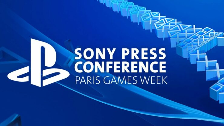 paris games week sony ps4 games 2017