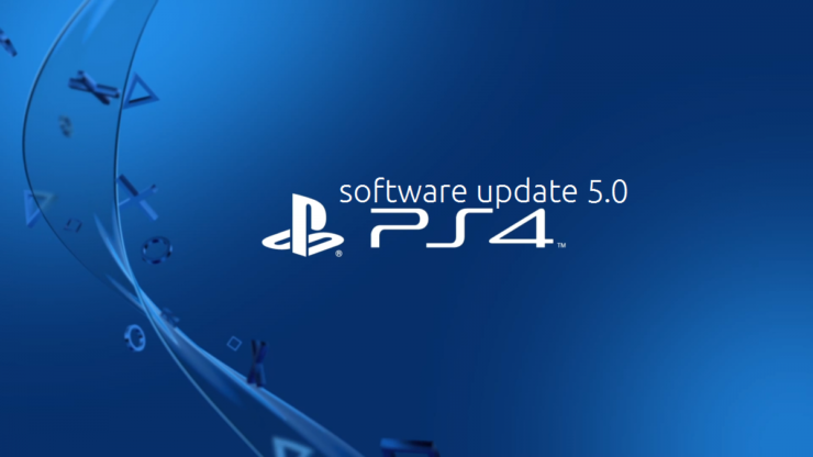 PS4 Firmware 5.0 Error Code E-801809A8