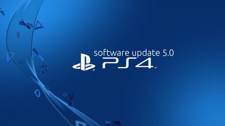 PS4 Firmware 5.0 Error Code E-801809A8