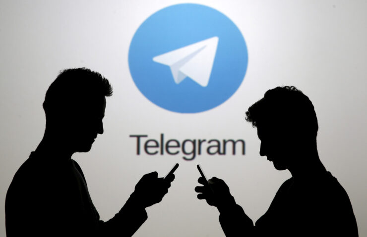 Telegram russia