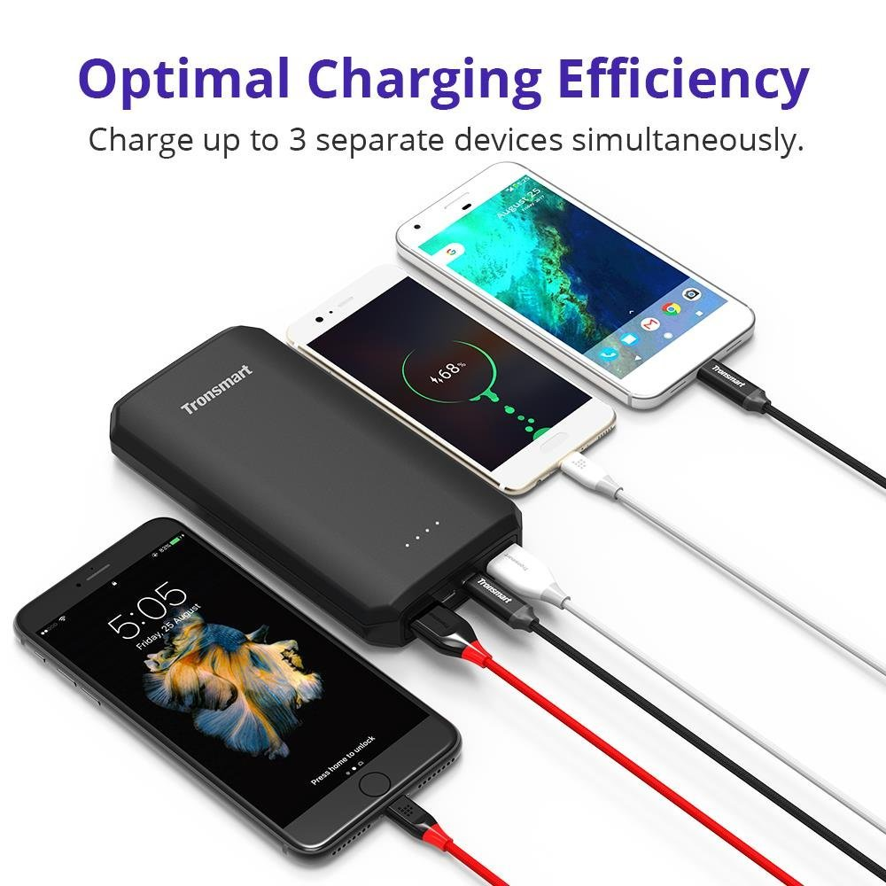 tronsmart power bank