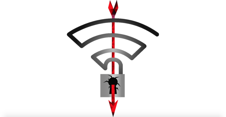 WPA2 wifi security krack