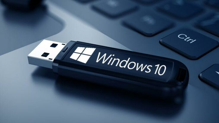 Windows 10 Fall Creators Update ISO microsoft