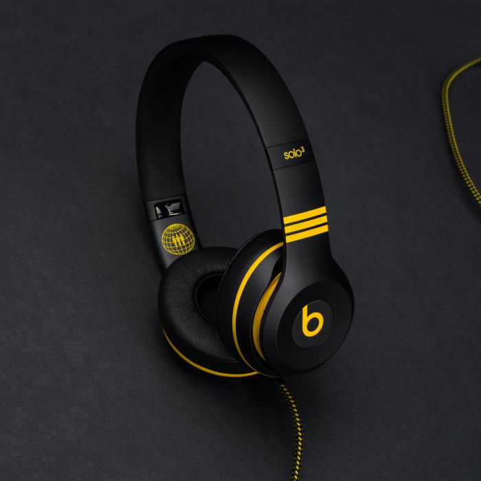 Beats By Dre Reveals The Third Man Records Limited Edition Beats Solo3 Wireless Headphones