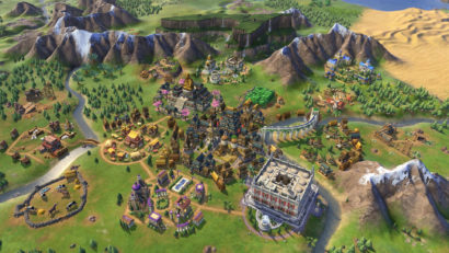 Rise & Fall expansion announced for Civilization VI