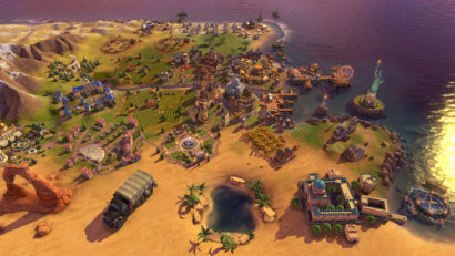 Civilization VI's first expansion - Rise and Fall - is coming February 8