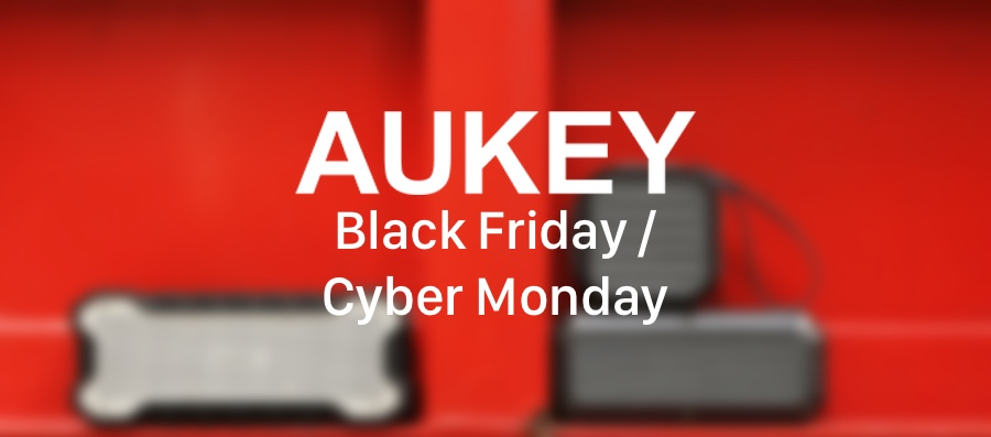 83002a6a4c9 AUKEY s Black Friday   Cyber Monday 2017 Deals Will Land You Epic  Accessories at Huge Discounts – Check them All Out